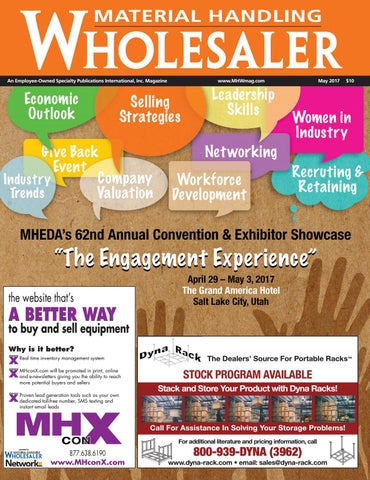 May 2017 material handling wholesaler by material handling page 1 fandeluxe Choice Image