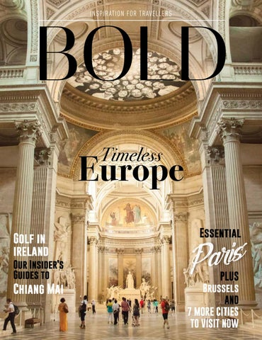 7e80ce22ac3 Bold Issue  38 Essential Europe by MORENO   CO - issuu