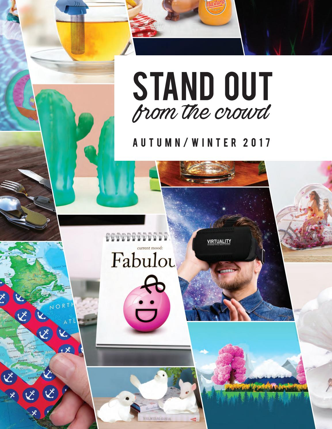 3f54a9bd93a 2017 Stand Out from the Crowd Autumn   Winter by Stand Out From The Crowd -  issuu