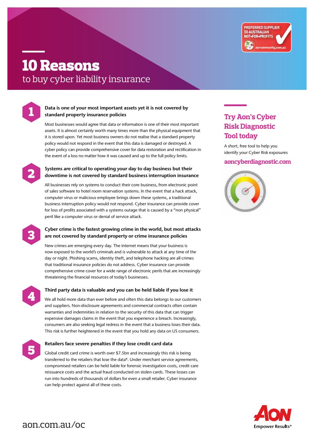 10 reasons to get cyber liability insurance by our community issuu colourmoves