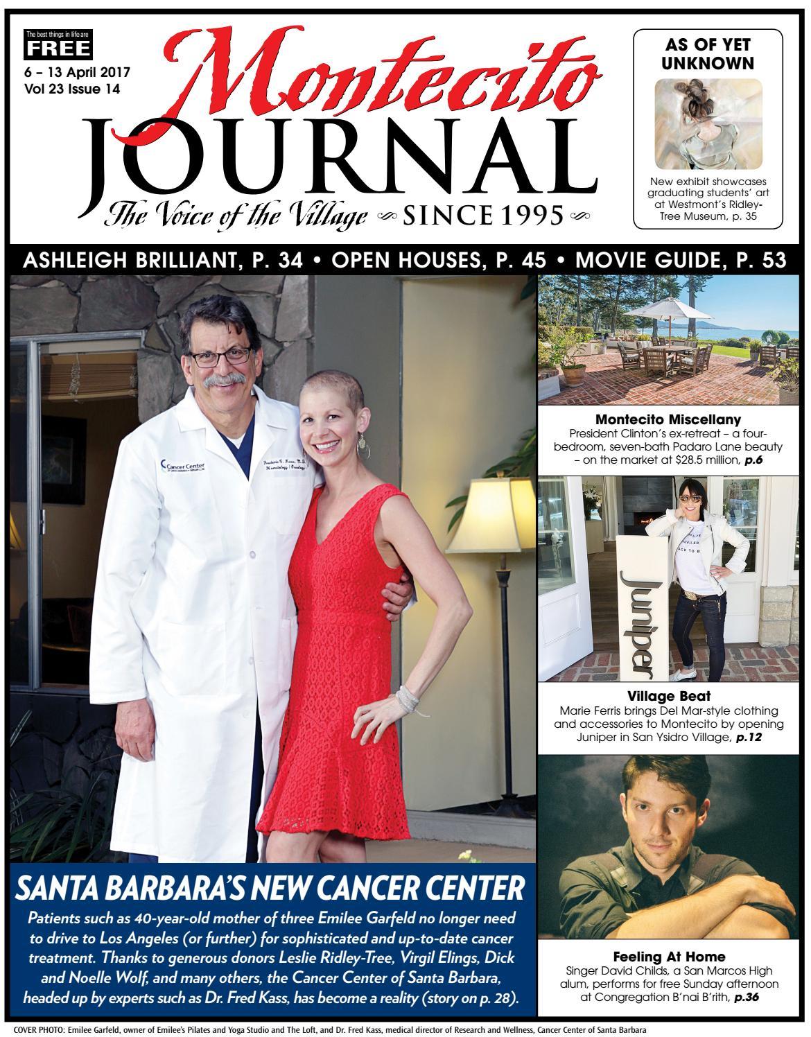 Santa barbaras new cancer center by montecito journal issuu fandeluxe Gallery