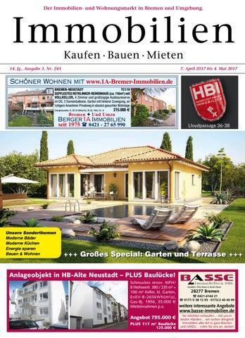 Kaufen Bauen Mieten April 2017 By Kps Verlagsgesellschaft Mbh Issuu