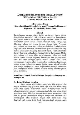10 Usman Husein By Jurnal Lisanuna Issuu