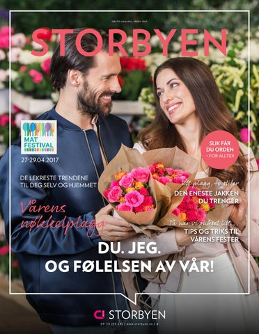 c0bf20a95e77 Storbyen vårmagasin 2017 by Centerteam - issuu