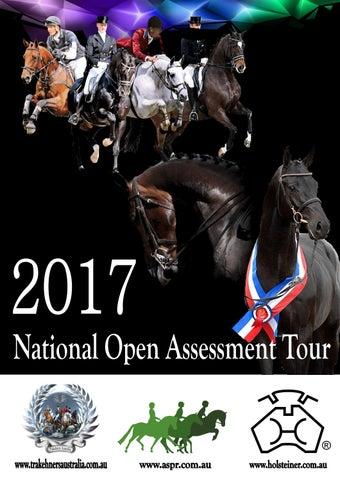 2017 National Open Assessment Tour Magazine by Australian