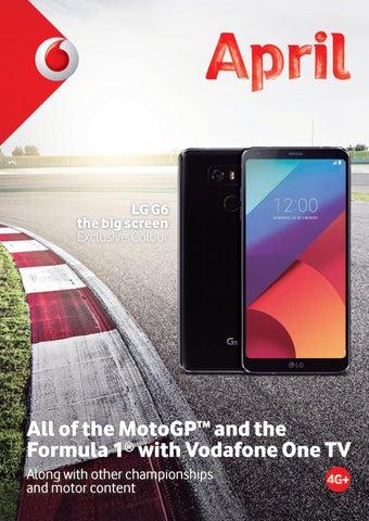 Vodafone Magazine April 2017 By Vodafone Issuu