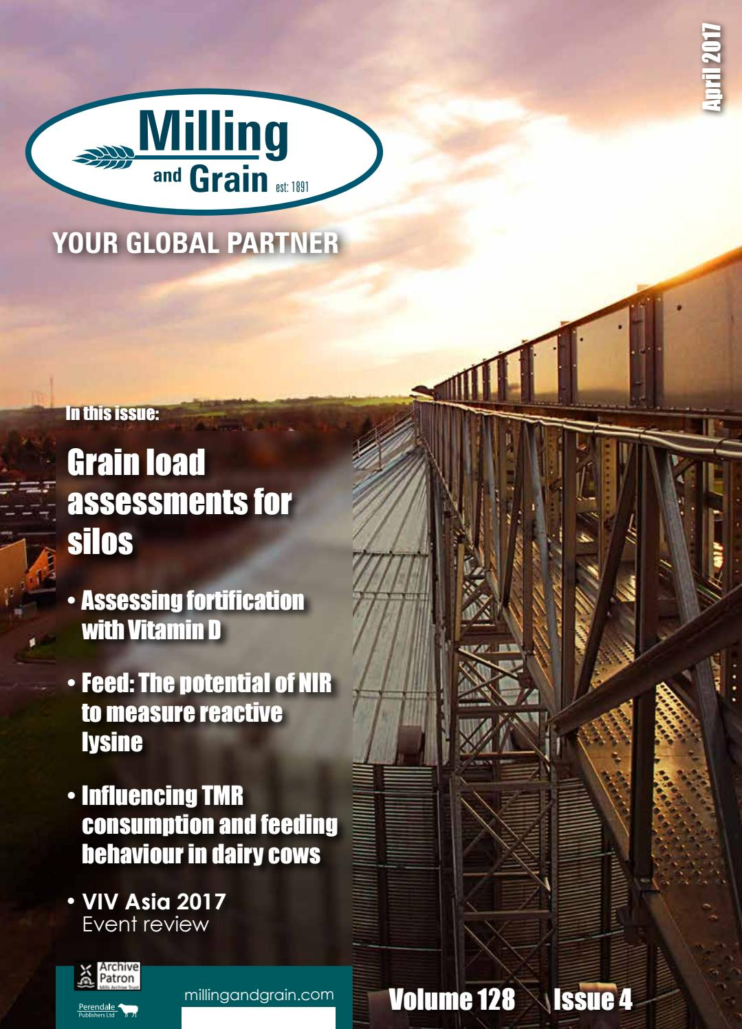 Apr 2017 Milling And Grain Magazine By Perendale Publishers Issuu Sukup Dryer Wiring Diagram For