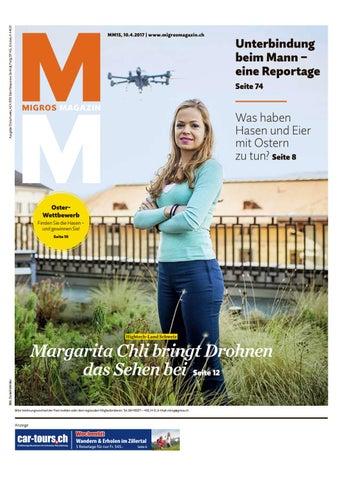 Migros Magazin 15 2017 D Os By Migros Genossenschafts Bund Issuu