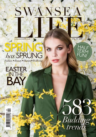 Swansea life april 2017 by swansea life issuu page 1 fandeluxe Gallery