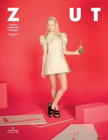 ZUT Strasbourg 33 by Zut Magazine issuu