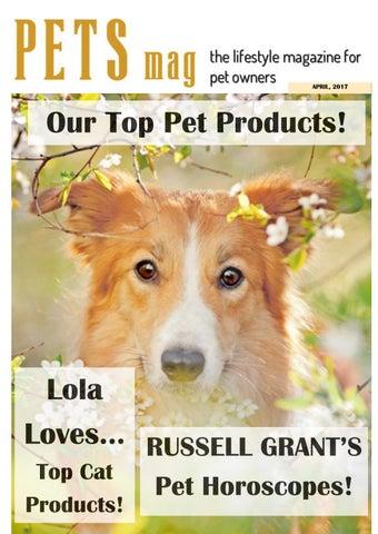 Pets Magazine April 2017 By