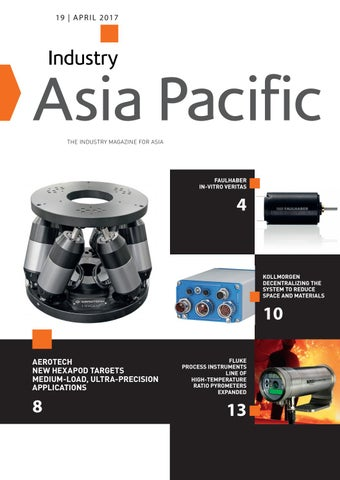 Industry Asia Pacific 19