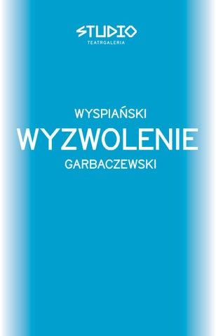 Program Wyzwilenie By Dariusz Pabjańczyk Issuu