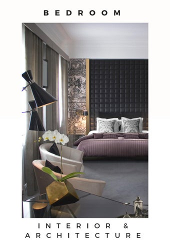 Bedroom Decor Home Ideas Interior Design Trends 2018 Luxury Brands Home Living By Covet House Issuu