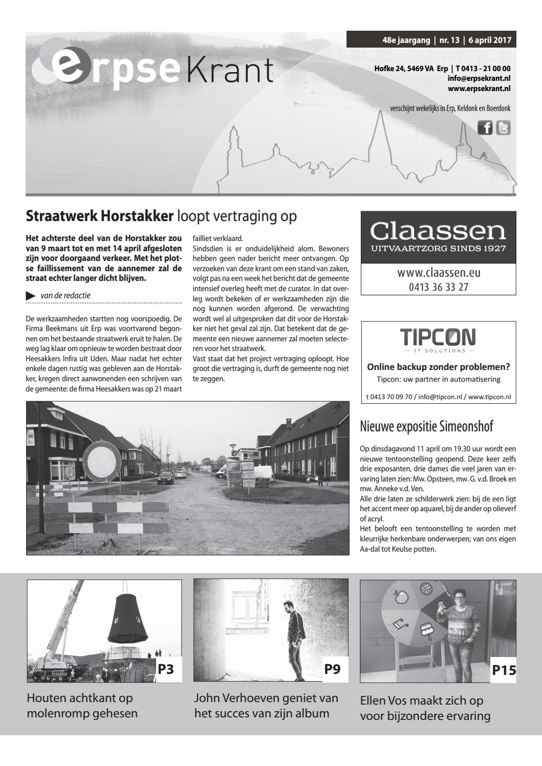 1a1b9a531cfcb1 Erpse Krant 2017 - editie 13 by Erpse Krant - issuu