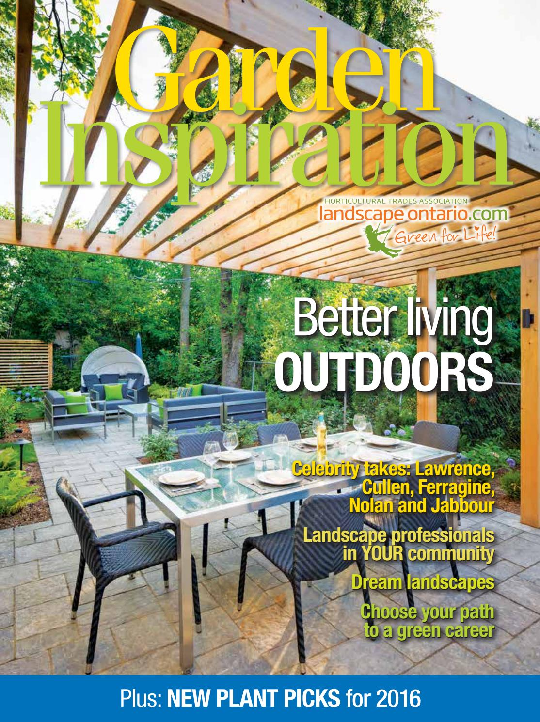 garden inspiration 2016 by mike wasilewski issuu