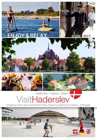 6c2e9d7ce5c Visithaderslev turistguide 2017 by VisitHaderslev - issuu