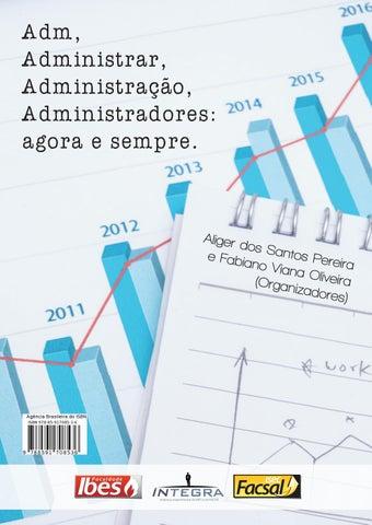 Administração  agora e sempre. by IBES VoceAdm - issuu ca0528c1df