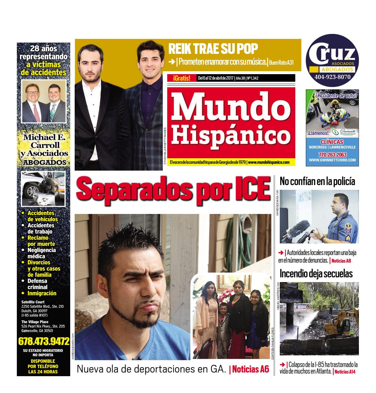 Separados por ICE by MUNDO HISPANICO - issuu