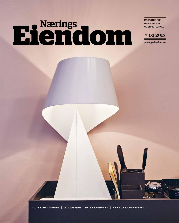 33d5f3e6 Nærings Eiendom #2 2017 by Estate Media - issuu