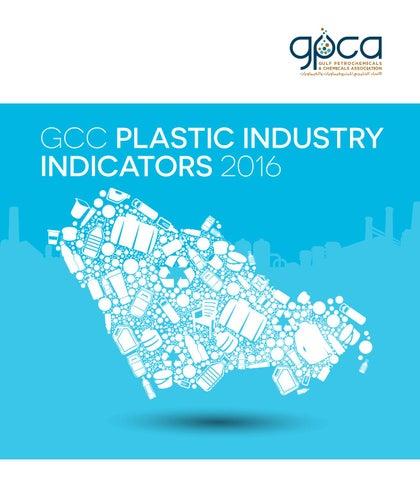Gcc plastics industry indicators 2016 by wesam issa - issuu