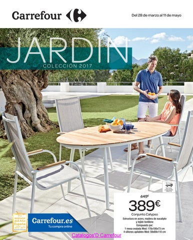 Jardin carrefour 2017 by catalogosd by Revistas En linea - issuu