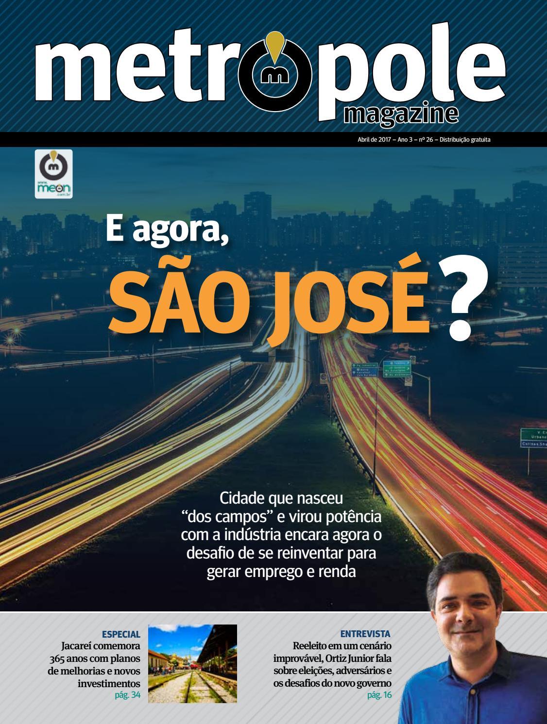 Metrópole Magazine - Abril de 2017   Edição 26 by Portal Meon - issuu 66624420a2