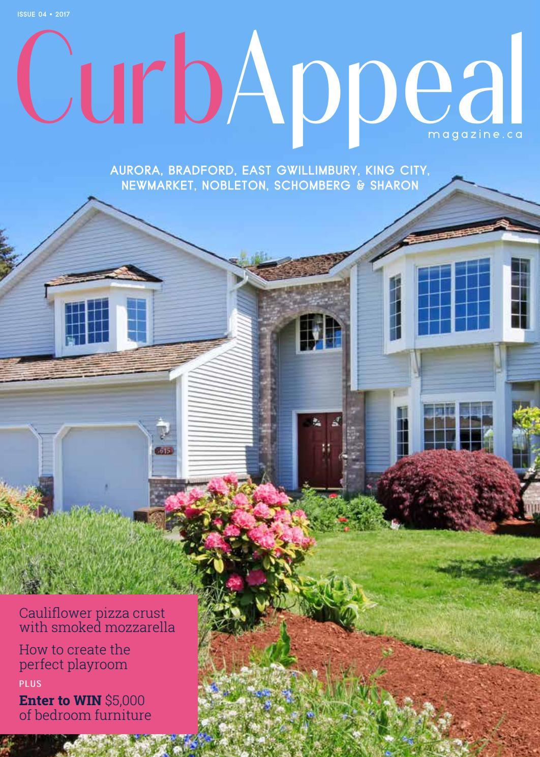 curb appeal magazine york region north april by thn media issuu
