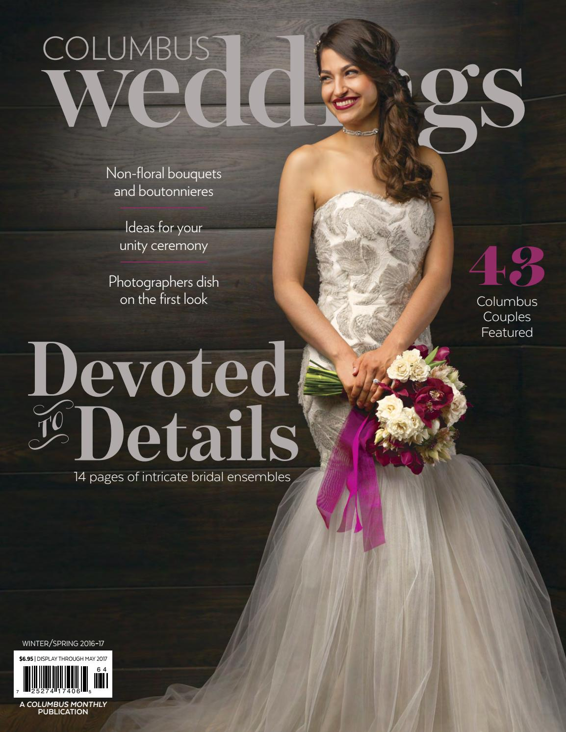 Columbus Weddings by The Columbus Dispatch - issuu