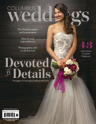 Columbus Weddings By The Columbus Dispatch Issuu