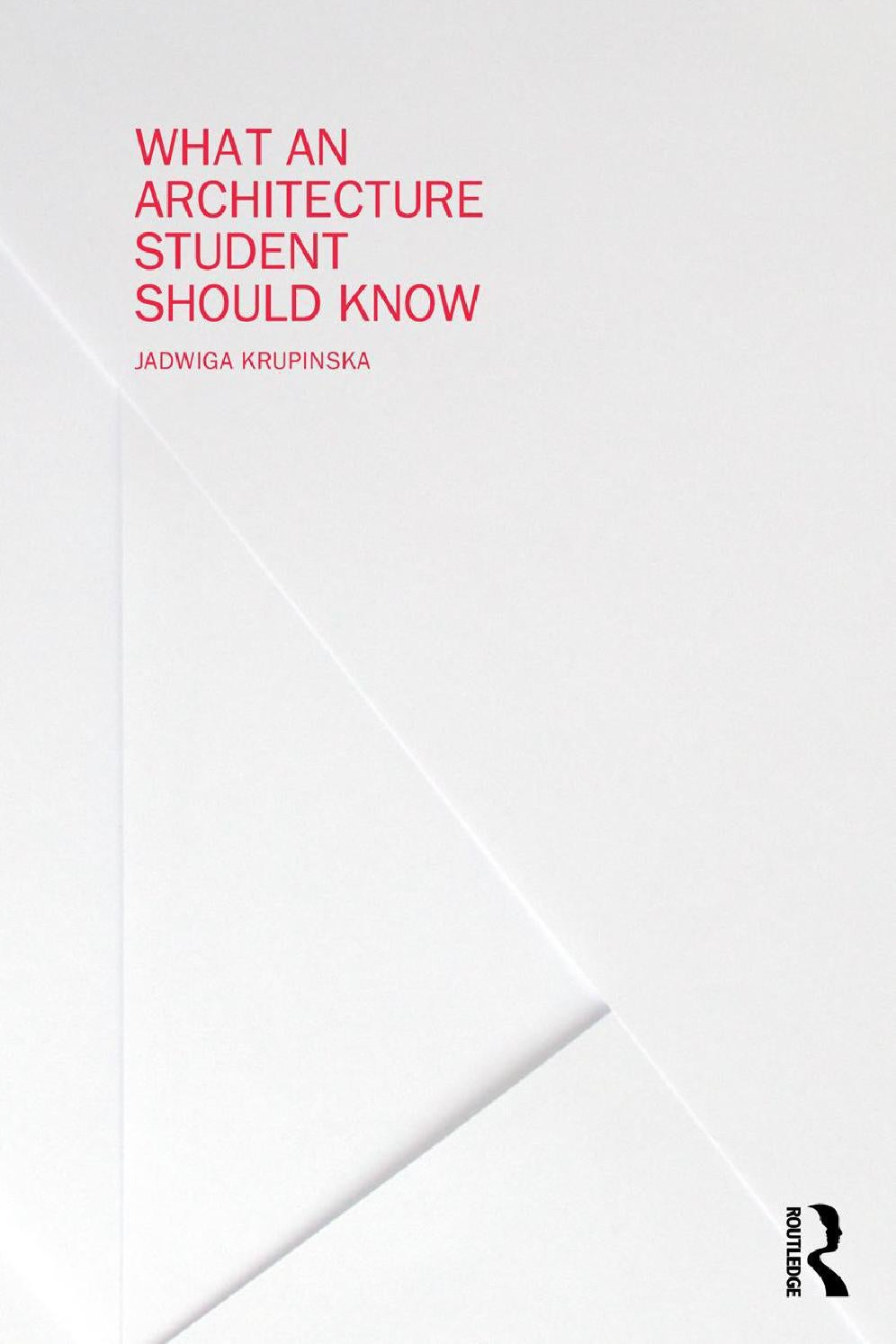 What A Architecture Student Should Know 2014 By Uelun A Issuu
