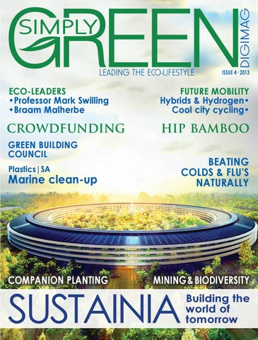 Simply Green Magazine - Issue 4, 2013 by African News Agency