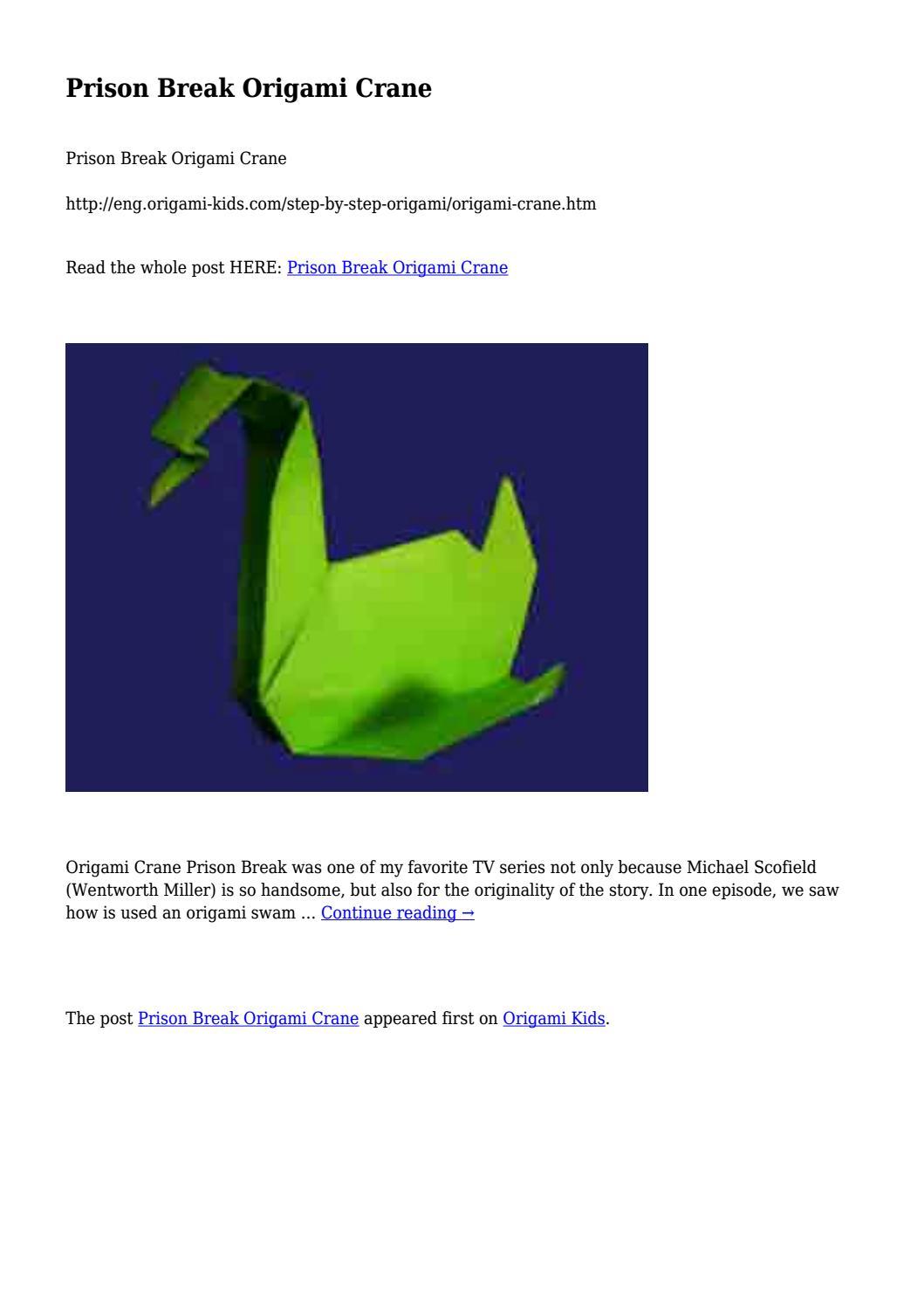 generalarts.net | 3D graphics › Origami | 1497x1059