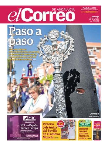 365a2b6c4cf 09 04 2017 El Correo de Andalucía by EL CORREO DE ANDALUCÍA S.L. - issuu