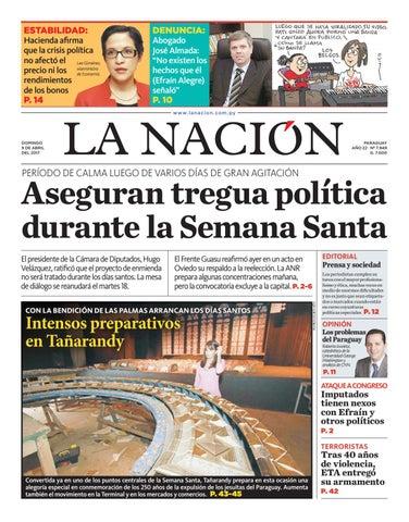 DIARIO LA NACIÓN - EDICIÓN 7.949 by La Nación - issuu 637c0b86062d3