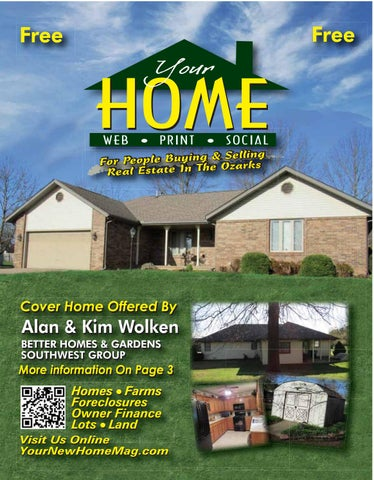 Your New Home April