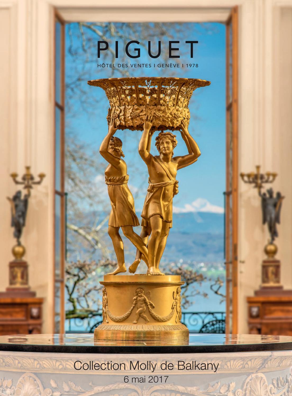 Piguet - 6 mai - Collection Molly de Balkany by Piguet Hôtel des Ventes    Genève - issuu 69e4d852bda