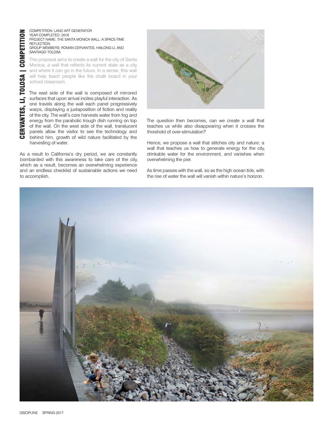 Discipline: ASU Architecture Journal 03 by The Design School