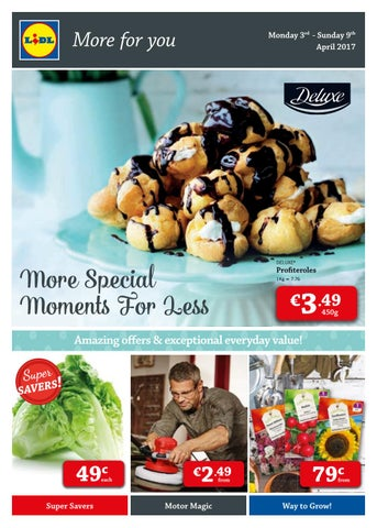 Lidl Ie Wk14 By Cataloguesie Issuu