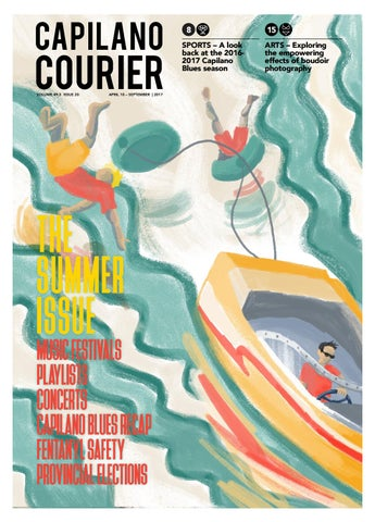 4e900a171 Capilano Courier | Vol. 49.5, Issue 20. by Capilano Courier - issuu