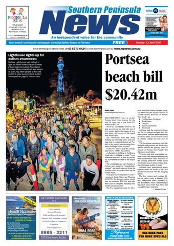 11 April 2017 by Mornington Peninsula News Group - issuu 771d30e3f