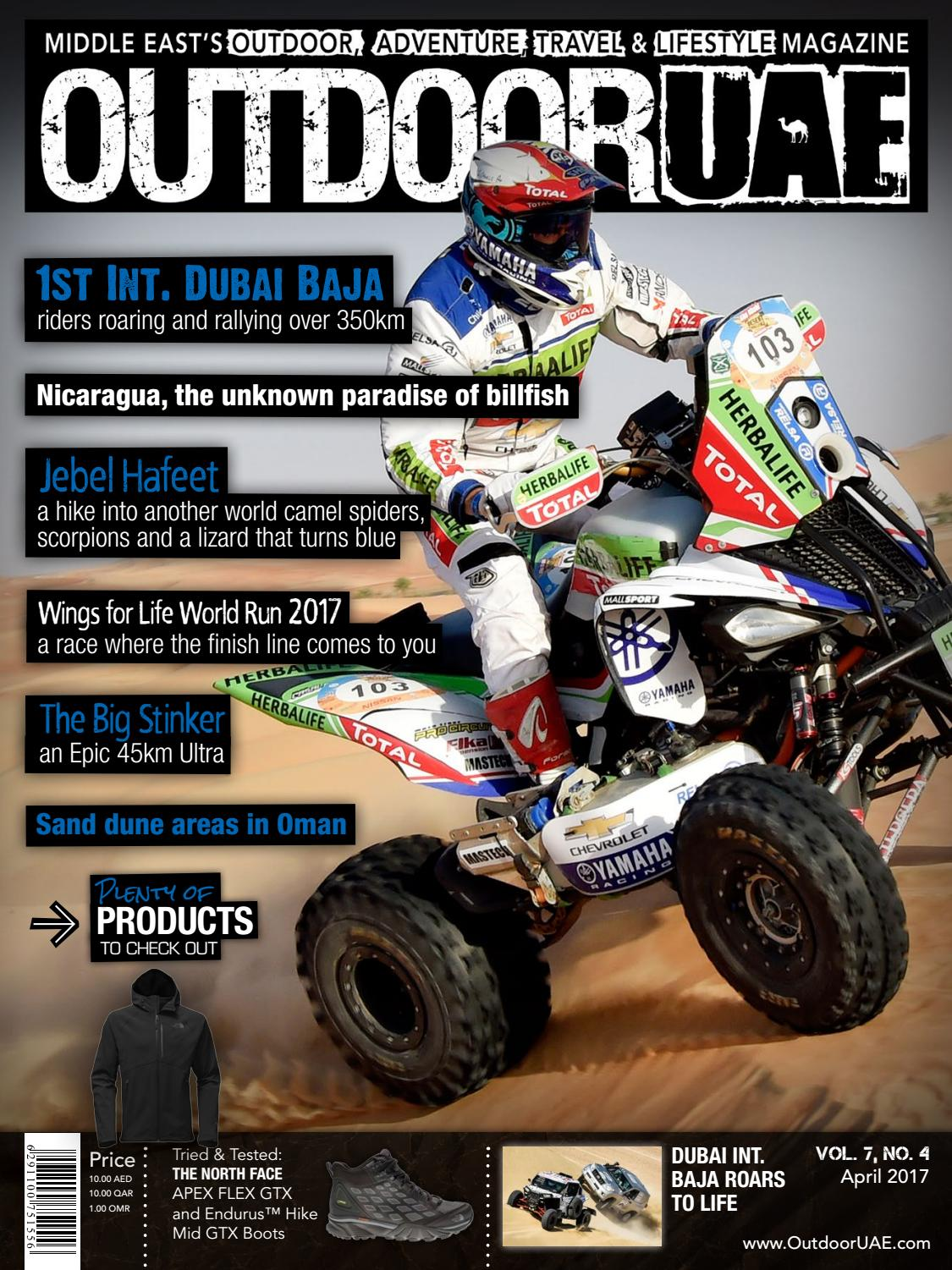 OutdoorUAE April 2017 by OutdoorUAE issuu
