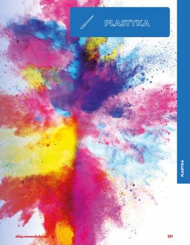 6 Plastyka Katalog Szkoła 20172018 By Nowa Szkola Issuu