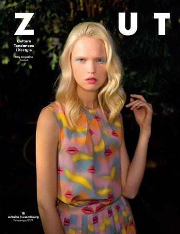 Magazine Qcoerdxbw N°18 Zut Lorraineluxembourg By Issuu k8nOP0Xw