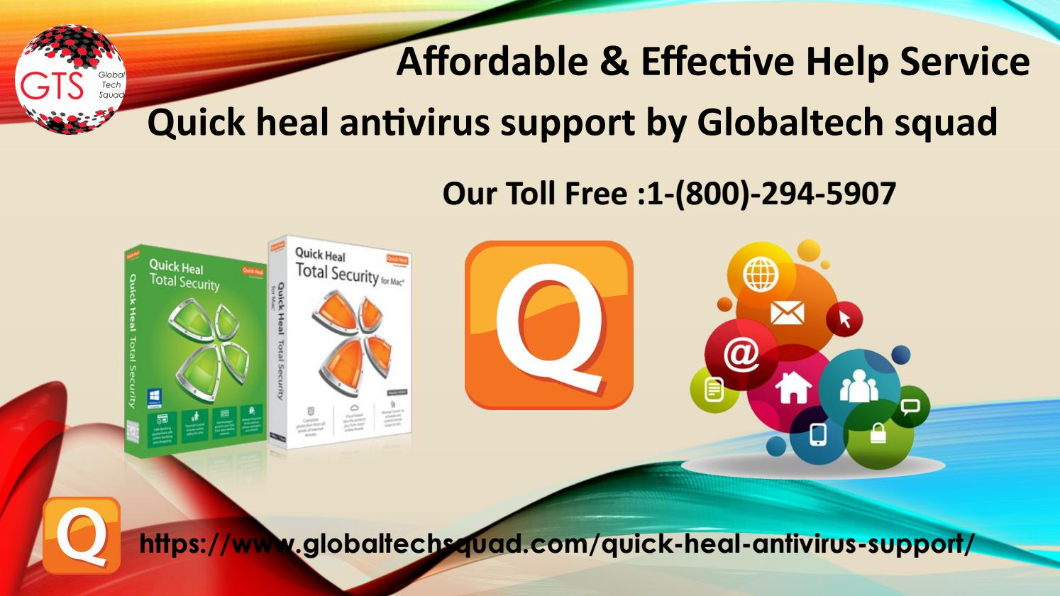 free computer antivirus quick heal