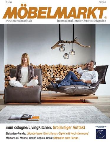 Moebelmarkt 02|2017 By Verlag Matthias Ritthammer GmbH   Issuu