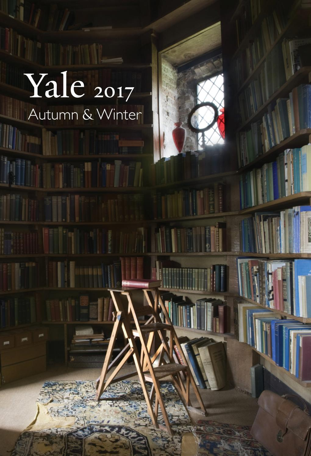 Yale autumn winter 2017 catalogue by yale university press london issuu