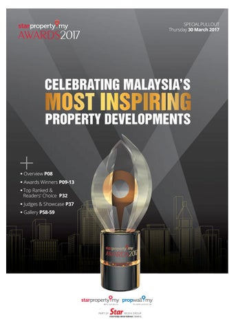 StarProperty my Awards 2017 Supplement by StarProperty my - issuu