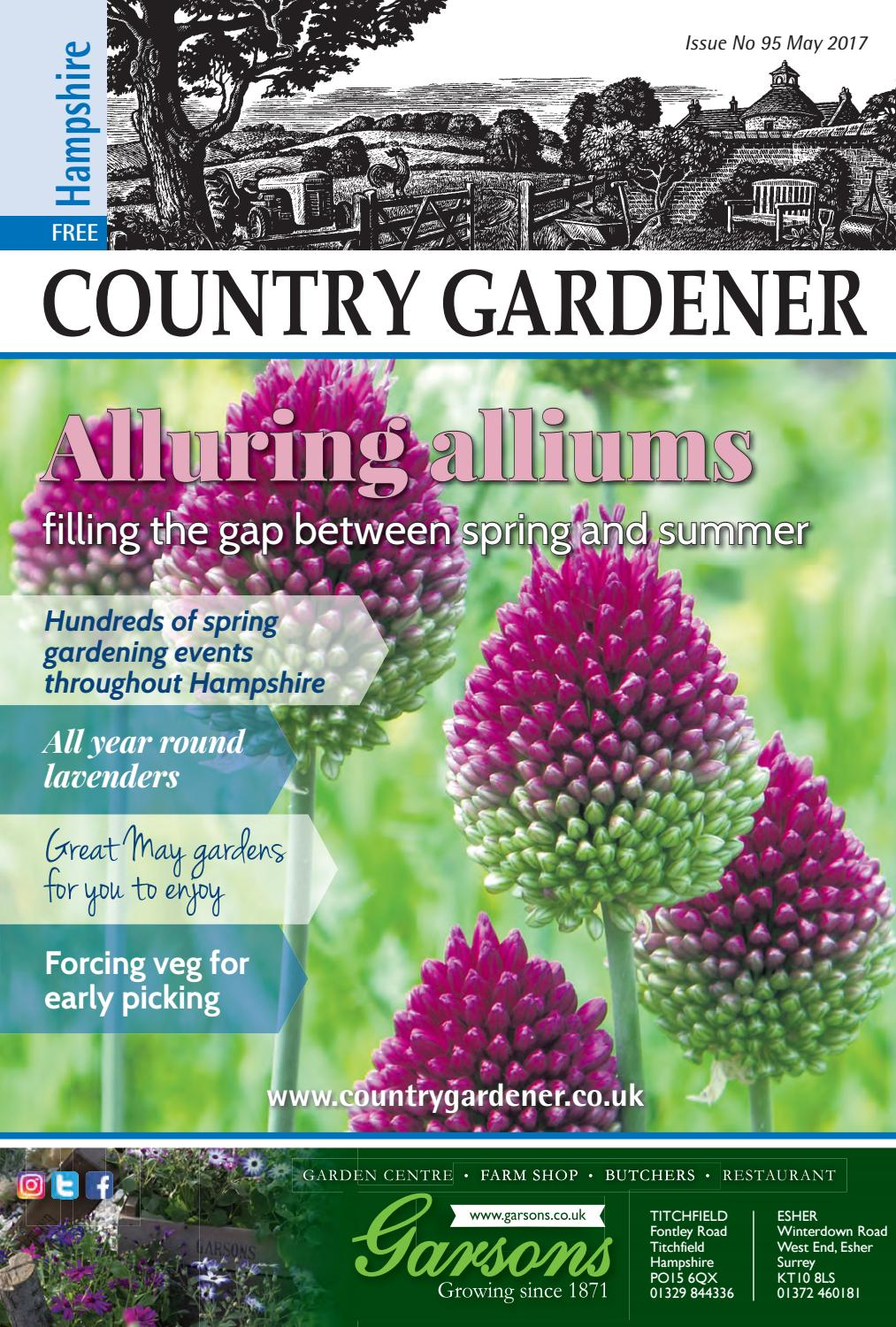 Mesmerizing Hampshire Country Gardener May  By Country Gardener  Issuu With Excellent Garden Soil Cheap Besides Garden Shading Furthermore Rodents In The Garden With Charming Franklins Gardens Northampton Also Sheikra Busch Gardens Tampa In Addition Spas Near Covent Garden And Expanding Garden Hose As Well As Mac Garden State Plaza Additionally Covent Garden Chinese Restaurants From Issuucom With   Excellent Hampshire Country Gardener May  By Country Gardener  Issuu With Charming Garden Soil Cheap Besides Garden Shading Furthermore Rodents In The Garden And Mesmerizing Franklins Gardens Northampton Also Sheikra Busch Gardens Tampa In Addition Spas Near Covent Garden From Issuucom