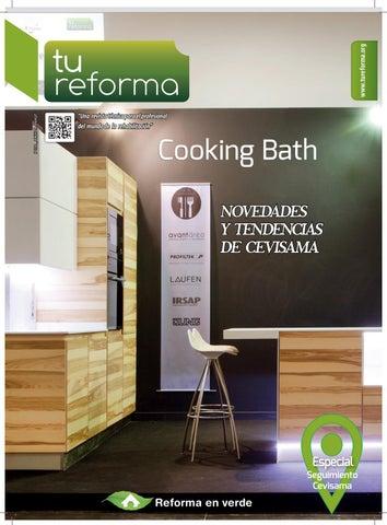 Especial seguimiento cevisama 2017 by tu reforma revista issuu - Jorge fernandez azulejos ...